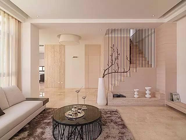 客厅简单装修效果图 客厅怎么装修简单又好看