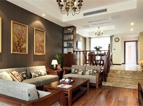 联创佳苑中式风格公寓
