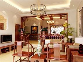 融科橡树澜湾中式别墅