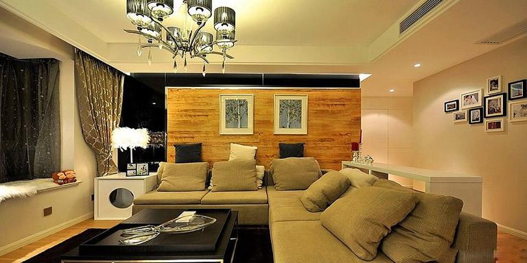 70平方米欧式风格家庭装修效果图